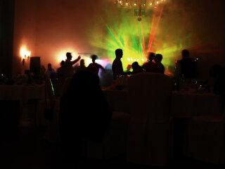 Hochzeitsfeier Party